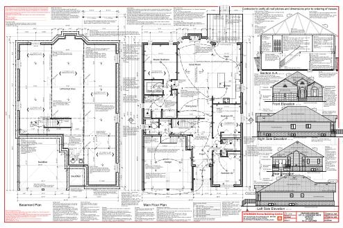 Atkinson home building centre bmp blueprint services for for Residential blueprints