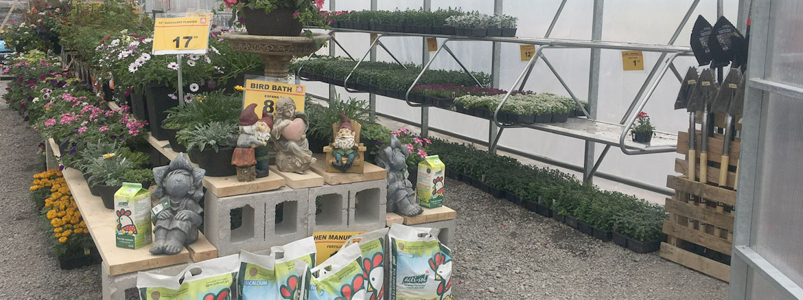 ATKINSON Hartington Garden Centre