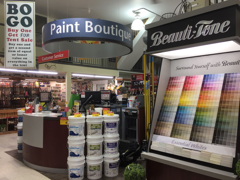 Home Hardware Paint Calculator