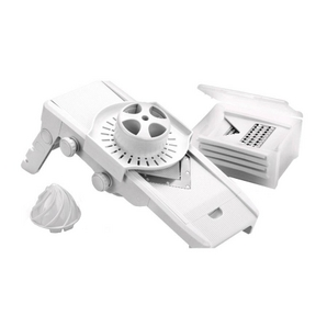 5 Blade Mandoline Slicer, with Folding Stand