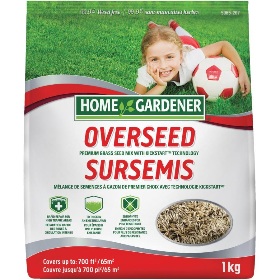 Overseed Premium Grass Seed Mix