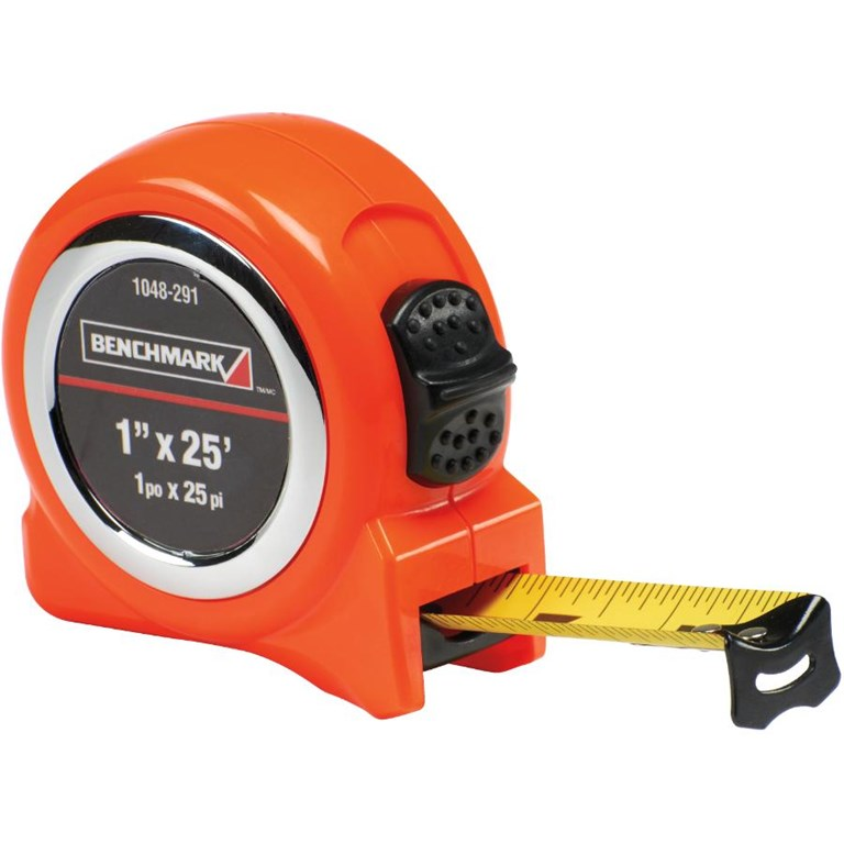 High Visibility Tape Measure
